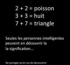 Perso jai mis 10 min a comprendre et encore jai lu les commentaires 😂 Funny True Quotes, Funny Memes, Hilarious, Image Fun, French Quotes, Learn French, I Laughed, Haha, Funny Pictures