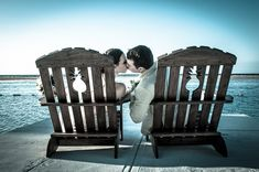 Ryan and Steffanie's celeb worthy wedding at Sandals Royal Caribbean's private island! | Sandals Resorts Weddings