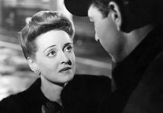"""Bette Davis as Charlotte Vale---after her transformation.  From the beautiful, tender, romantic film """"Now, Voyager.""""  LOVE!!!"""
