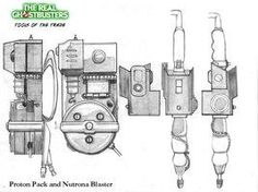 The Real Ghostbusters Proton Pack by JDanC