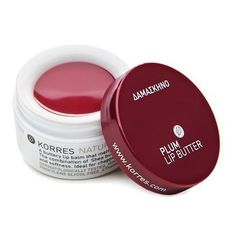 Korres Lip Butter, Plum, 0.21 Ounce by Korres, http://www.amazon.com/dp/B001IFX9IG/ref=cm_sw_r_pi_dp_tYhMrb0TZGJW5