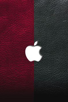 iPhone-Wallpaper-HD-White-Logo