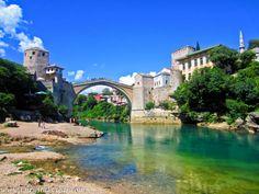 Bosnia-Herzegovina-Mostar-crucero