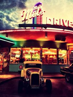 Drive-In Cafe....