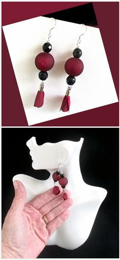 Sterling Spacers Cherry Quartz Necklace Faceted Gemstones Statement Jewelry Pieces Bracelet and Earrings Translucent Pink Complete Set