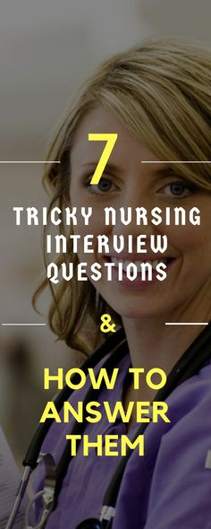 46 Best Interview Tips for Nurses images in 2019 Interview tips