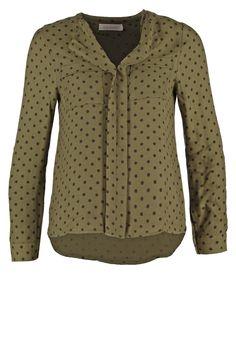 bestil Indi & Cold Bluser - khaki til kr 649,00 (18-11-15). Køb hos Zalando og få gratis levering.