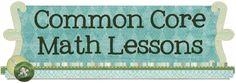 Common Core Math Lessons 4th grade