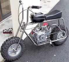 TrailSport 550 Mini Bike, made in USA