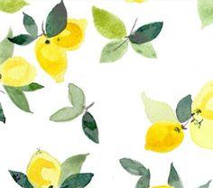 Hand-painted watercolor illustration by crafts editor @erinfurey #MarthaStewart