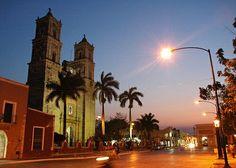 Oasis Restaurant in Valladolid, Yucatan, México... Amazing!! ;)