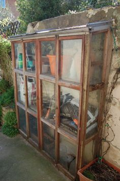 nice 65 Incredible DIY Mini Greenhouse Ideas https://wartaku.net/2017/07/14/65-incredible-diy-mini-greenhouse-ideas/ #greenhousediy