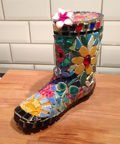 Mosaic welly