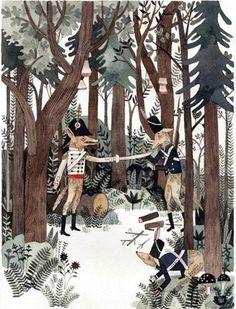las cronicas de wildwood