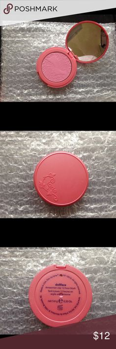 "Tarte blush ""Dollface"" Tarte blush ""Dollface"" tarte Makeup Blush"