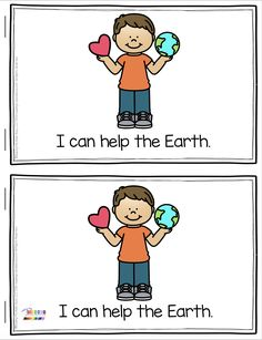 FREEBIE all about earth kindergarten first grade centers read alouds Earth Day how to recycle taking care of our planet Earth Day Kindergarten Activities, Kindergarten Freebies, Earth Day Activities, Free Activities, Learning Activities, Preschool, Kindergarten Writing, Earth Day Worksheets, All About Earth