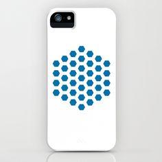 hexagonal iPhone & iPod Case