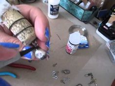 Tutorial~Altered Wine Cork & Some Questions Answered~PART 2