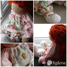 Play clothes by Fig & Me, via Flickr
