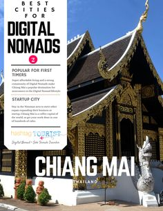 best cities to be a digital nomad