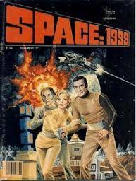 Spazio 1999 (Space:1999) è una serie televisiva italo-britannica di fantascienza trasmessa dal 1975 al 1978 con Martin Landau, Barbara Bain
