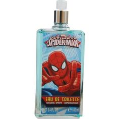 Spiderman By Marvel Edt Spray 3.4 Oz *tester