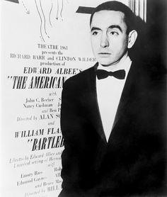 Edward Albee B. 1928  Edward Albee, 11th Annual Inge Festival honoree