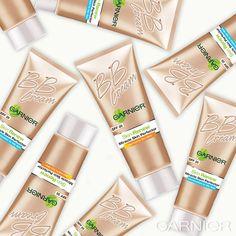 Saving 4 A Sunny Day: Free Garnier BB Cream Sample