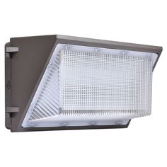 135W LED Wall Pack Fixture Outdoor Lighting 5000K 16400Lm