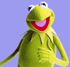 Kermit, The Muppet Show. 1976-1981