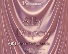 Digital Photography BACKGROUNDS DRAPERY BACKDROPS by pixelmarket