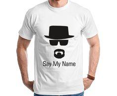 Say my name! (E use o cupom NATAL15 pra ganhar descontos até o Natal)