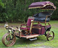 Victorian Chariot  Completed drivable chariot