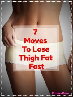 Workouts For Women To Lose Thigh Fat At Home - 7 Exercises To Lose Thigh Fat Fast