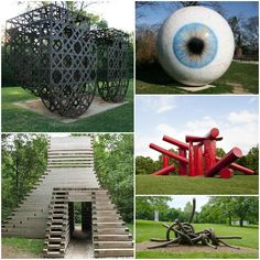 10 free things to do in STL! Cahokia Mounds, Structure Park, and many more