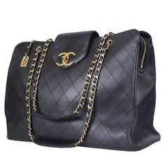 Portero offers the best pre-owned luxury brands, from Hermes and Chanel, to Rolex and Cartier at up to off retail. Vintage Chanel Bag, Chanel Purse, Chanel Handbags, Vintage Shoes, Luxury Handbags, Fashion Handbags, Vintage Bags, Prada Tote Bag, Tote Bags