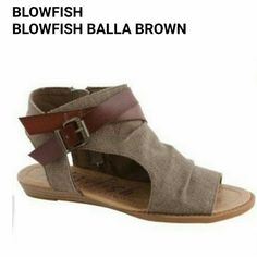INSO Sandals Blowfish Shoes Sandals