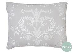 Laura Ashley Josette Dove Grey cushion