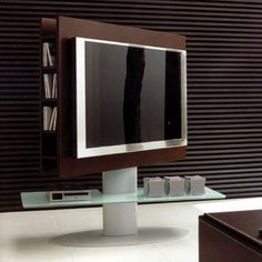 anora home wenge tv stand