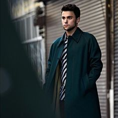 Jack Falahee for August Man Magazine. ❤