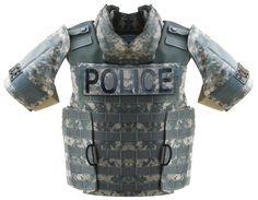 police armour four star tactical paca