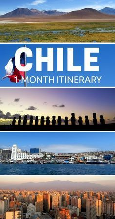 My 1-Month Chile Travel Itinerary: Visiting Northern & Central Chile