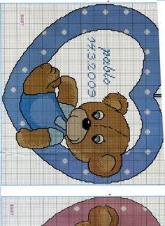 Gallery.ru / Фото #38 - Las Labores de Ana Baby 65 - tymannost
