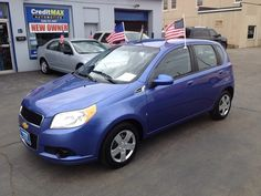 Chevy Aveo 2009. Call Arnie for pricing/financing or cash price details 540-351-0007. Check out the car on www.creditmaxsales.com