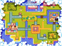 Mini map by pop-nebula-dreamer