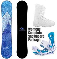 We Review the System Juno 2021 Womens Complete Snowboard Package - What Makes it a Good Value and Who Whould Buy it...