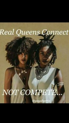 I Am Attracting Positive, Creative, Smart working, Spiritual, want to partner and do, be, and have more, Mellanated Queens in my life! :) Thank you