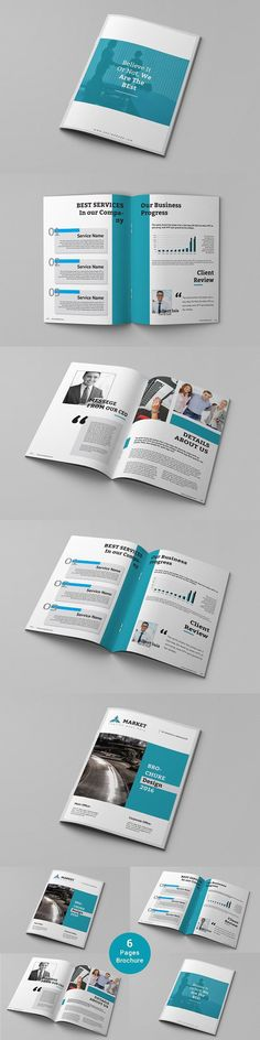 Company Profile Template Indesign Indd A4 Unlimiteddownloads