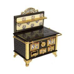 Ornate Kitchen Stove by Reutter Porzellan $99.99