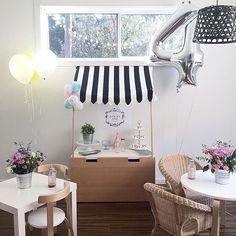 minimalistic playroom